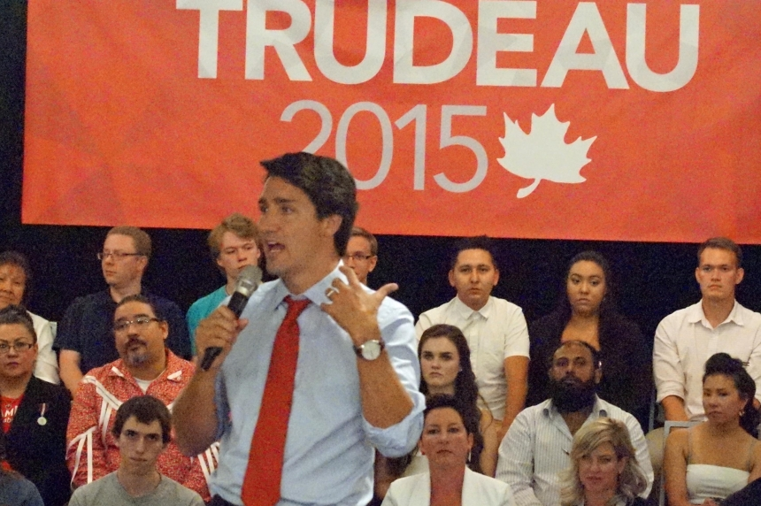 UPDATE: Justin Trudeau promises billions for First Nations' education