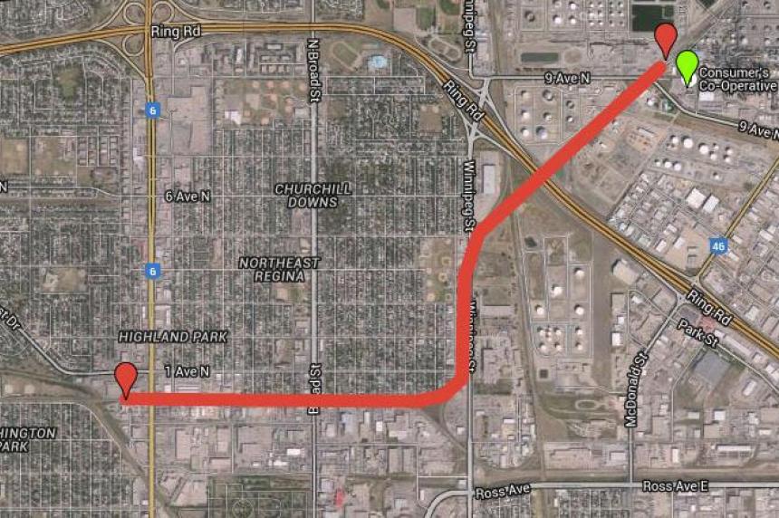 "Regina mayor calls lack of info about runaway rail car ""unacceptable"""