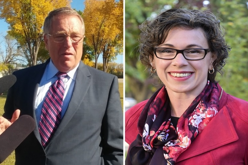 Atchison, Moore tied for lead in Saskatoon mayor race: poll