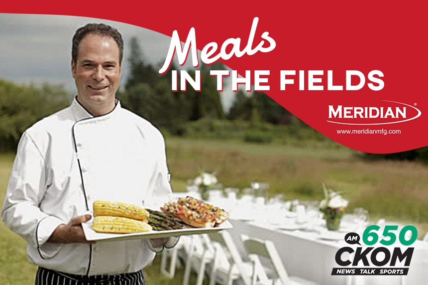 Meridian Meals in the Fields