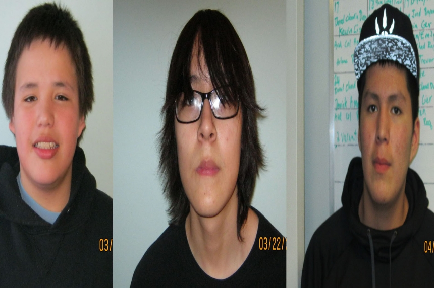 3 boys missing from Muskowekwan First Nation may be in Regina