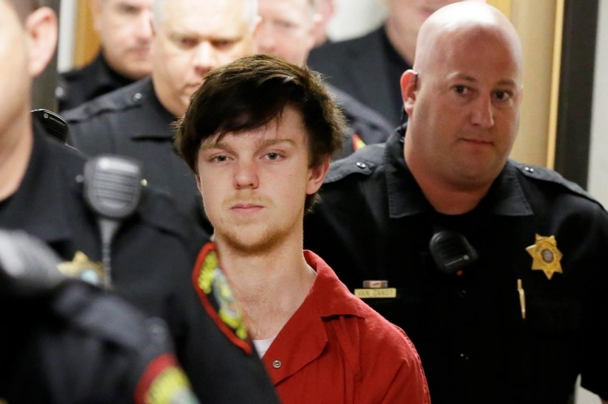 Judge gives Texas 'affluenza' teen nearly 2 years in jail