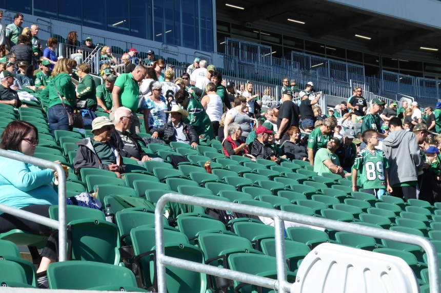 Rider season ticket holders could receive discount or change seats if view obstructed