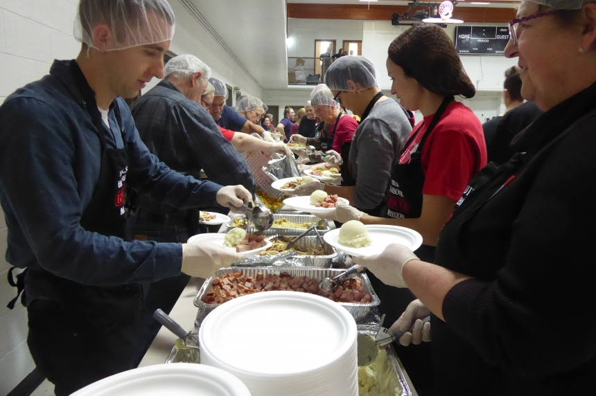 Souls Harbour Rescue Mission serves up Christmas cheer