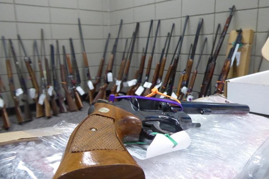 Regina gun amnesty called successful; over 150 firearms turned in