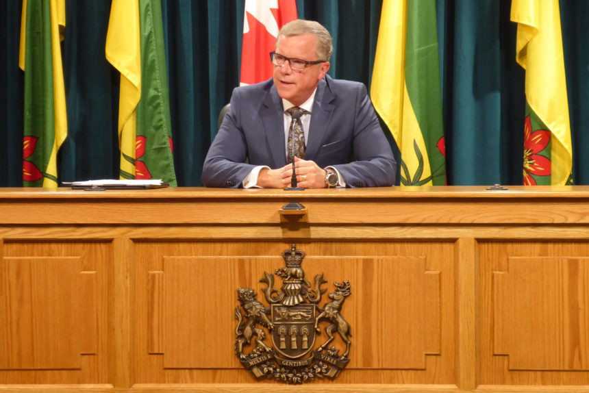 'It's time:' Premier Brad Wall opens up on resignation