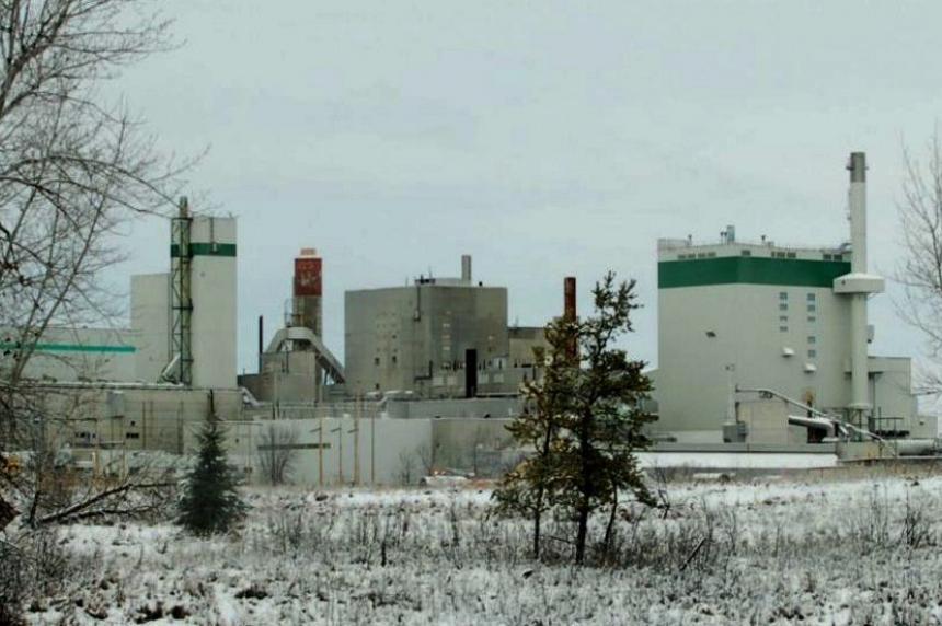 Former Prince Albert paper mill site facing demolition
