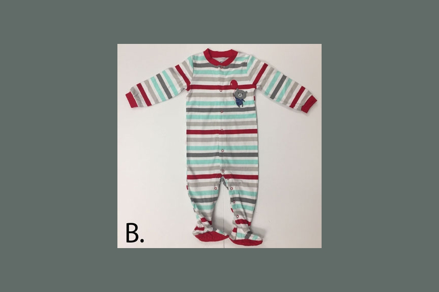 Recall issued for infant sleepers sold at Costco