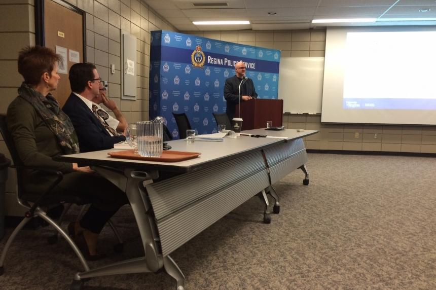 Survey shows public has positive attitude about Regina Police Service