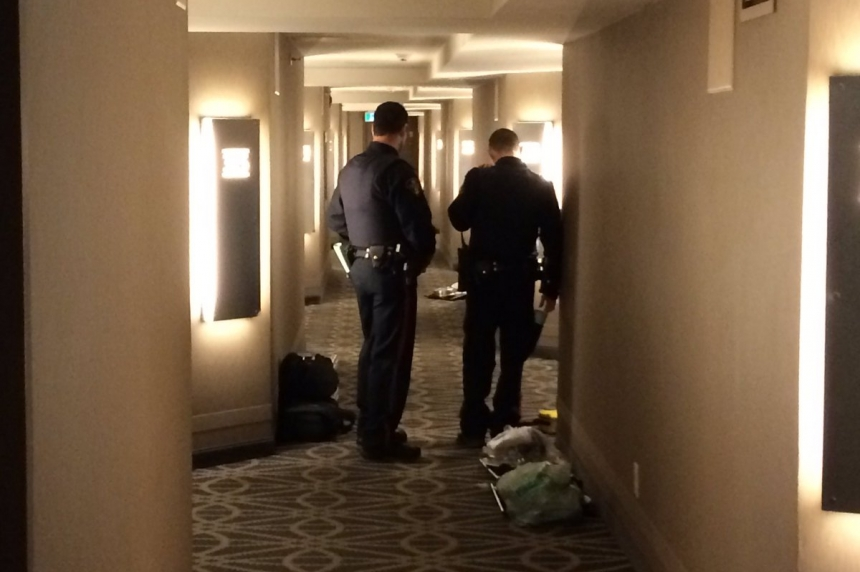 Gunshots fired at Saskatoon Inn