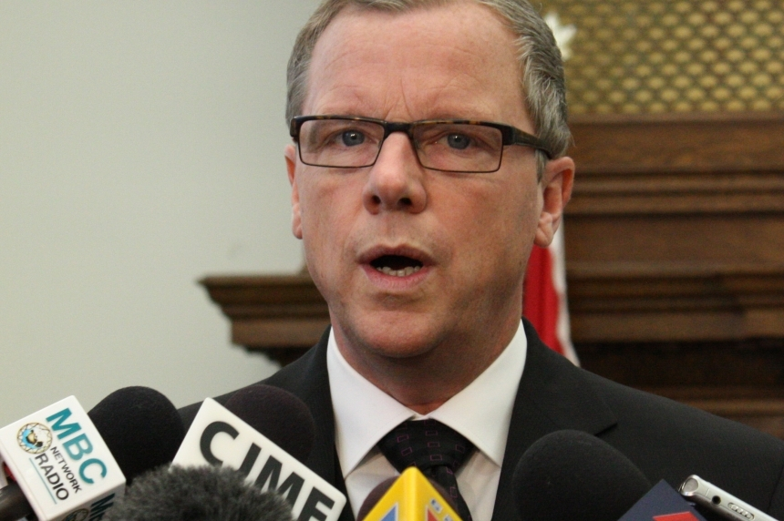 Sask. premier welcomes possible infrastructure stimulus money