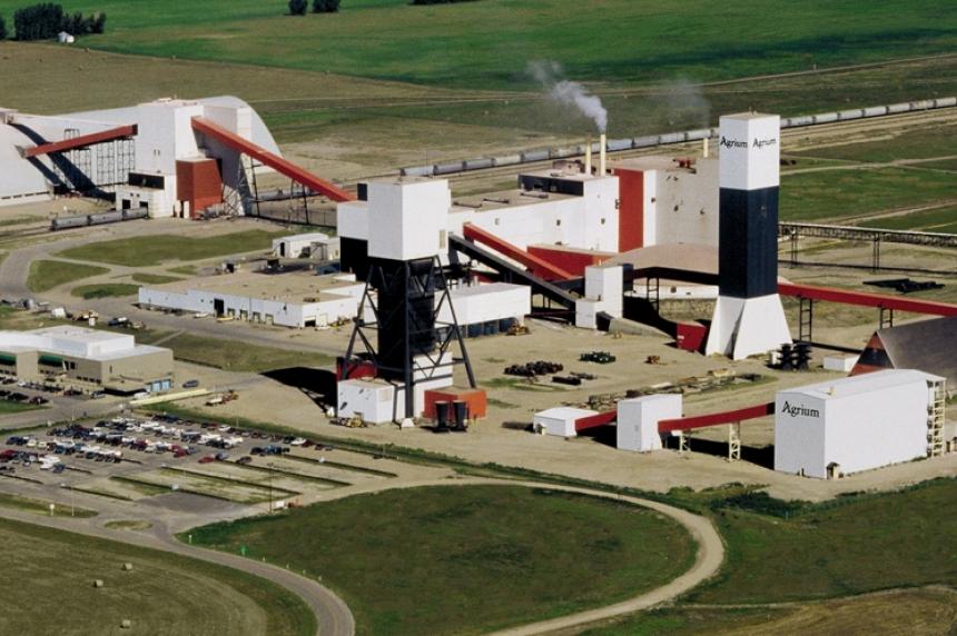 Worker seriously hurt at Agrium Vanscoy Potash mine