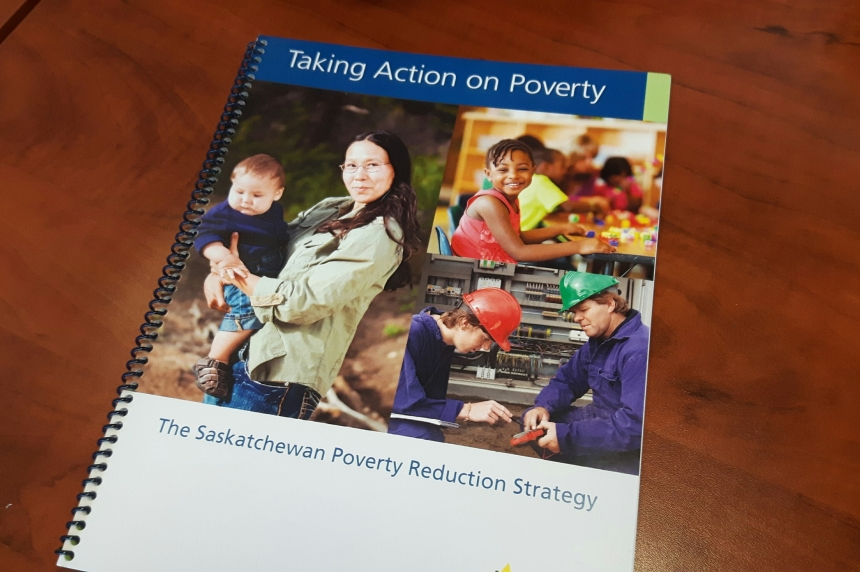 Sask. government launches poverty reduction strategy