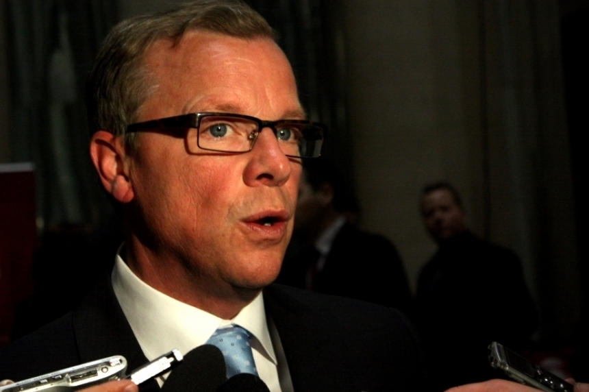 Brad Wall will be leaving politics