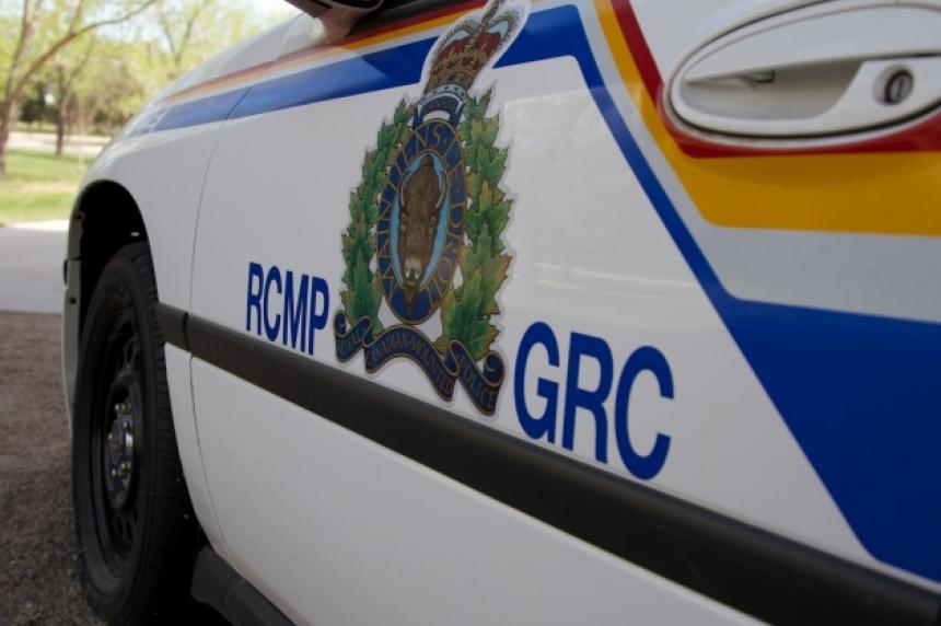 Fatal crash between 2 semis blocks highway 16