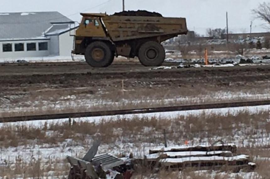 Regina Bypass construction runs 24 hours a day