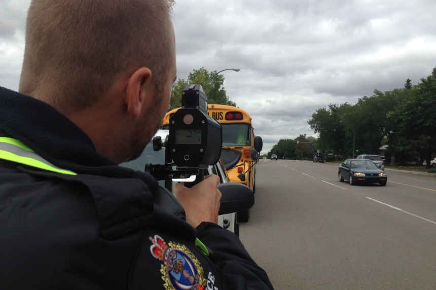 Photo radar not replacing traffic officers: Regina police