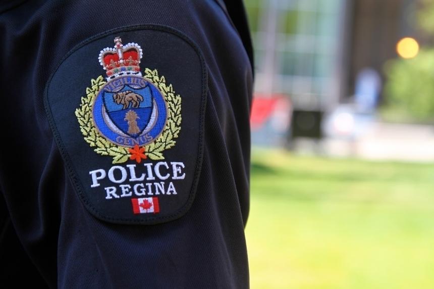 Regina police arrest 3 men for stealing elderly woman's car
