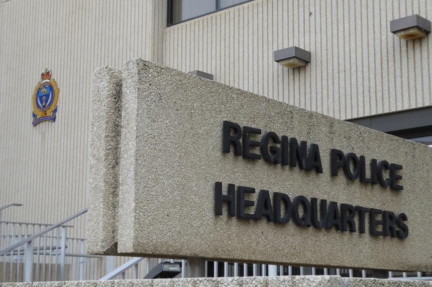 Regina home damaged by gun shots