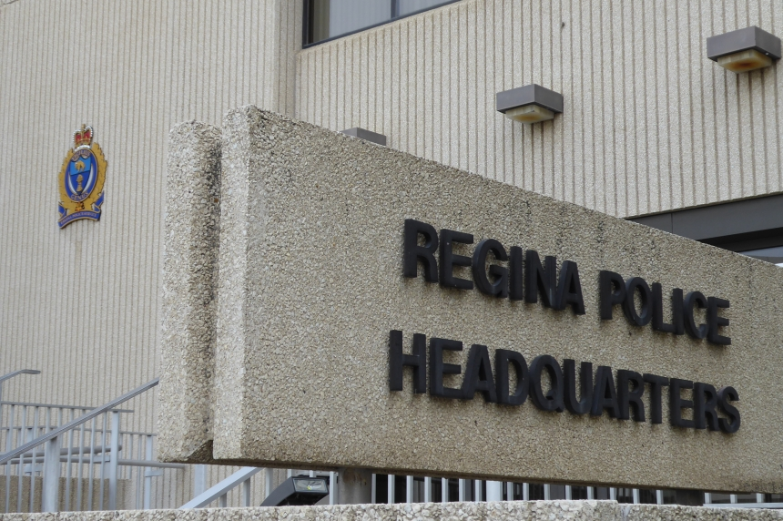 SWAT on scene as search warrant executed at Regina home