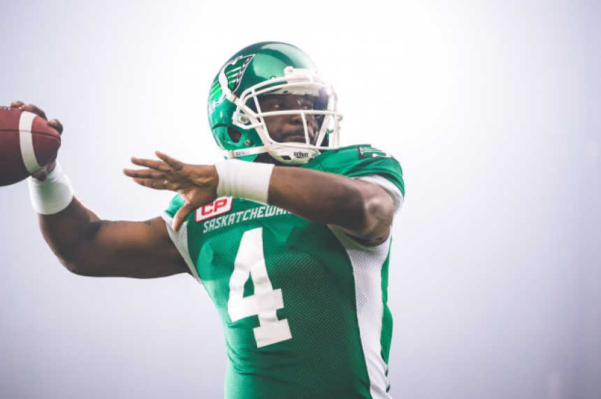 Saskatchewan Roughriders unveil 2016 jerseys