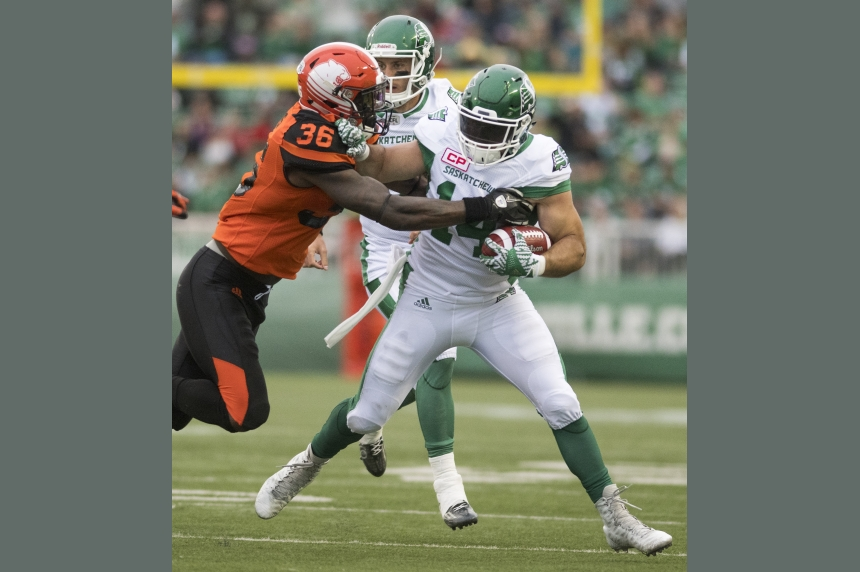 Roughriders square off in Calgary with Durant at the helm