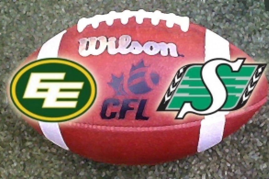 GAME DAY: Riders vs Eskimos week 6 depth charts