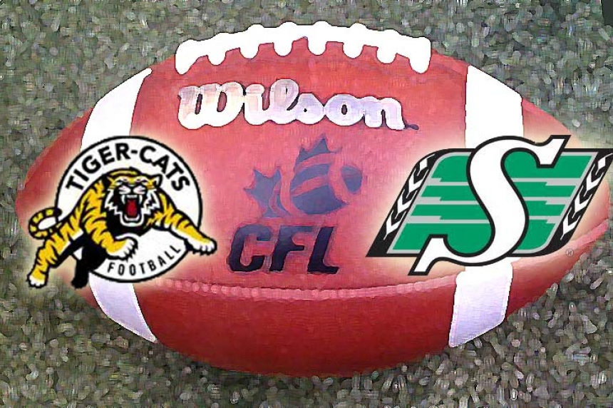 GAME DAY: Riders vs Tiger Cats week 5 depth charts