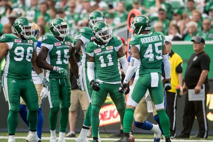 CFL releases 2018 Roughriders schedule