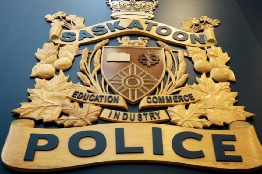 Alleged thief nursing police dog bite after two Saskatoon garage break-ins