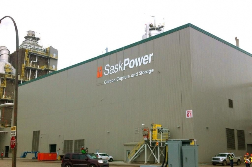 American congressional delegation visiting Saskatchewan's carbon capture facility
