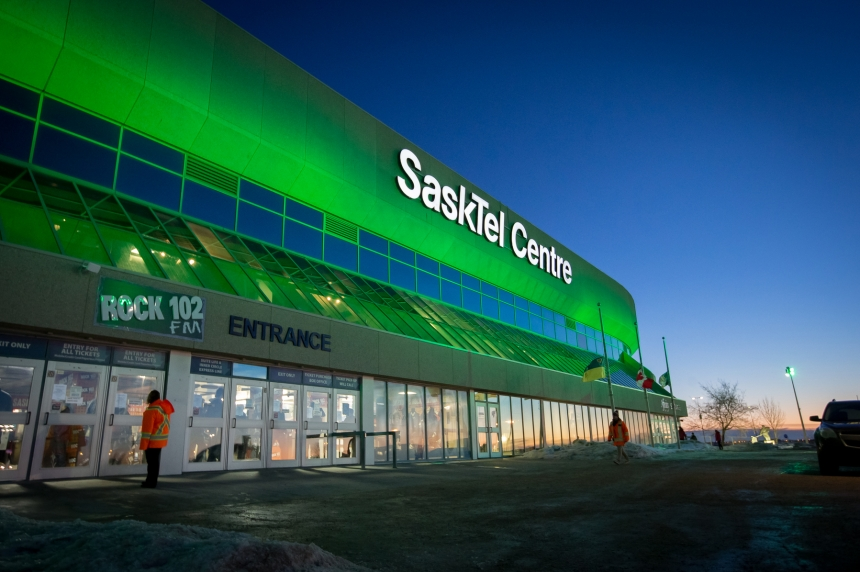 SaskTel Centre management to visit Rogers Place for downtown arena ideas