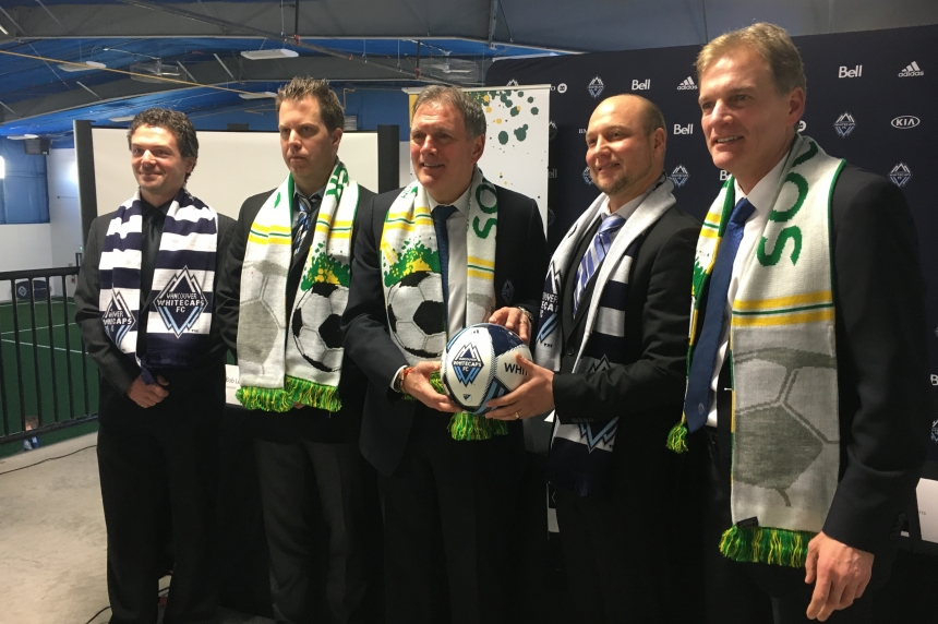 Professional team partners with Saskatchewan Soccer for player development