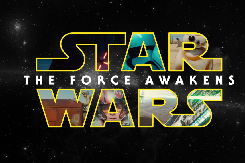 Disney releases new Star Wars Episode VII trailer