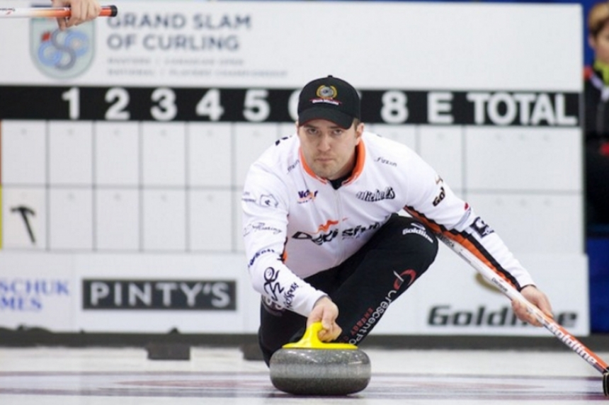 Steve Laycock completes three-peat as provincial curling champion