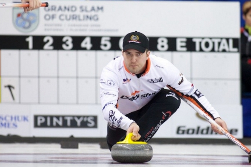 'We're a better team' Steve Laycock's rink confident in third Brier trip