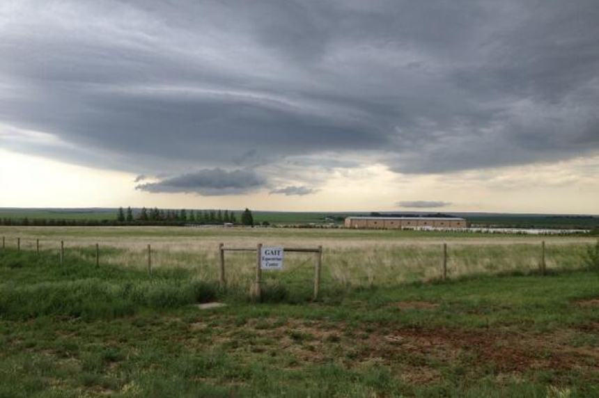 Tornado watches issued for southeast Saskatchewan