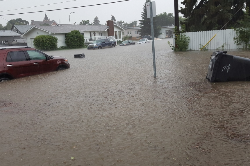 Swift Current cleans up from flash flood