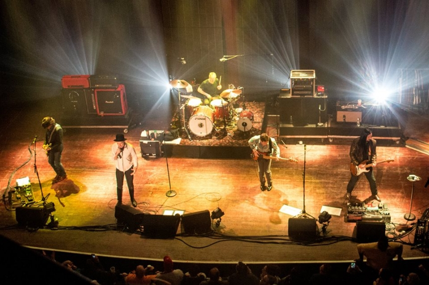 Tragically Hip release dates for summer tour