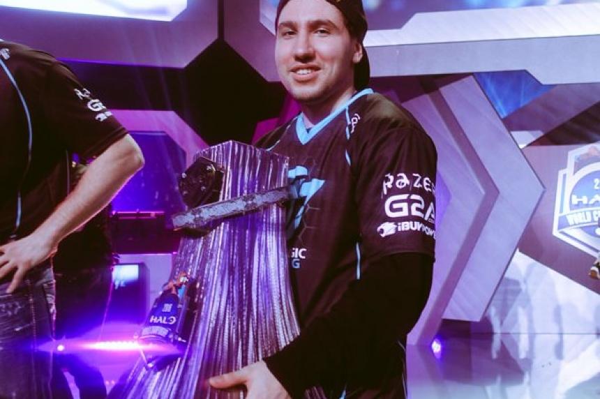 Regina man's team wins $1M prize in gaming championship
