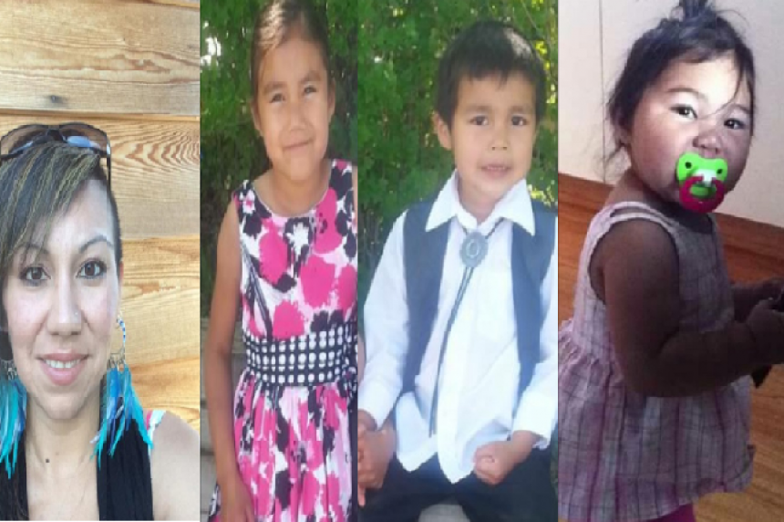 Police searching for BC family with ties to Saskatchewan