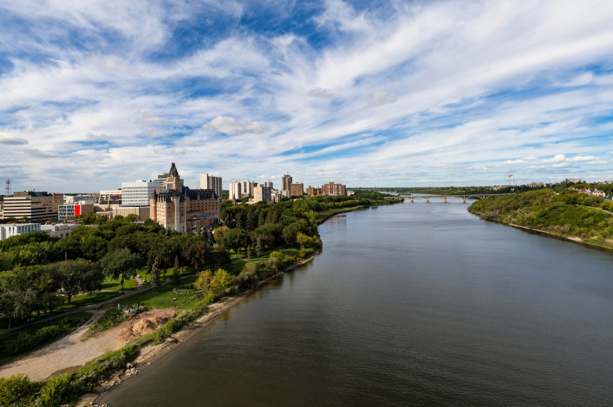 Gorgeous weekend ahead for Saskatoon