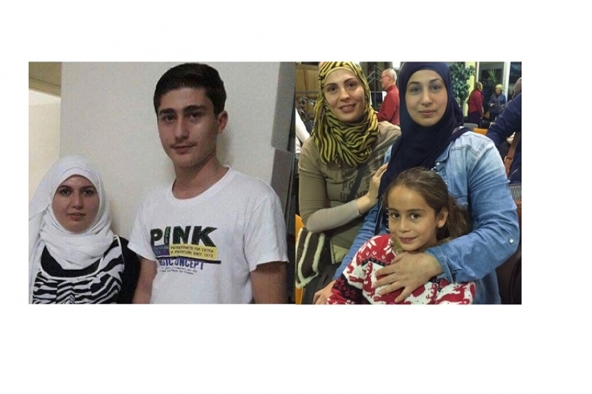 Community group trying to reunite Syrian family in Saskatoon