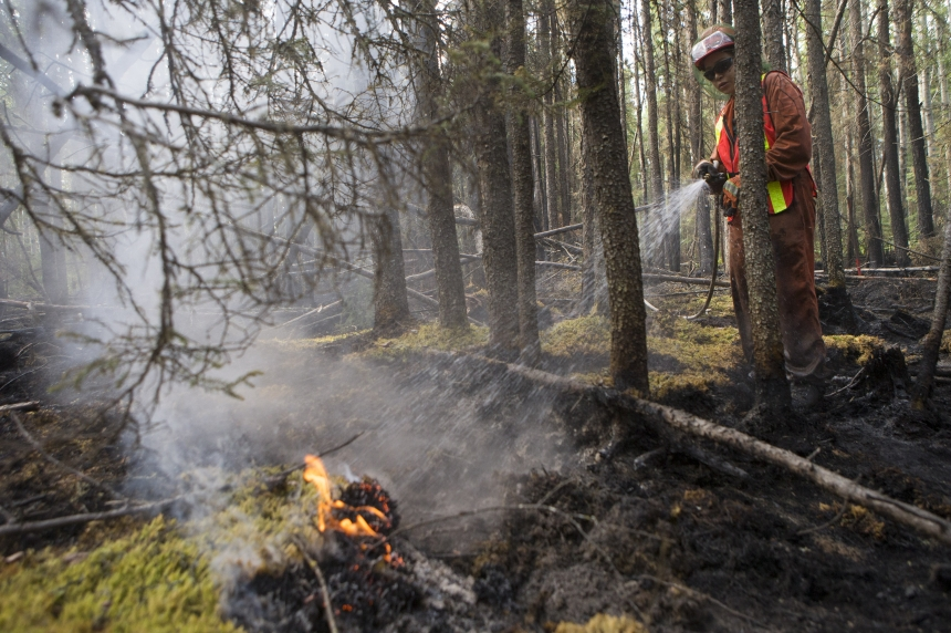 Saskatchewan on high alert as wildfire numbers rise