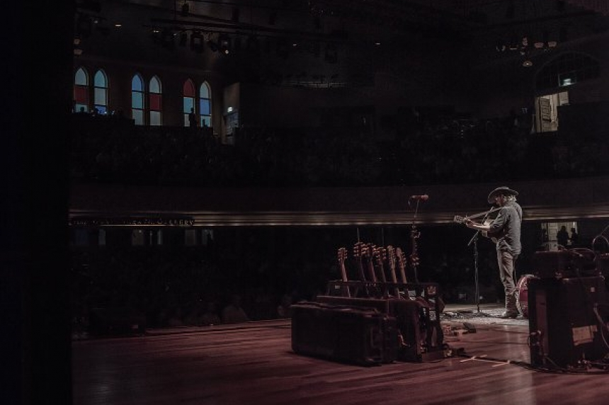 Saskatchewan musician takes stage at Nashville's Ryman Auditorium