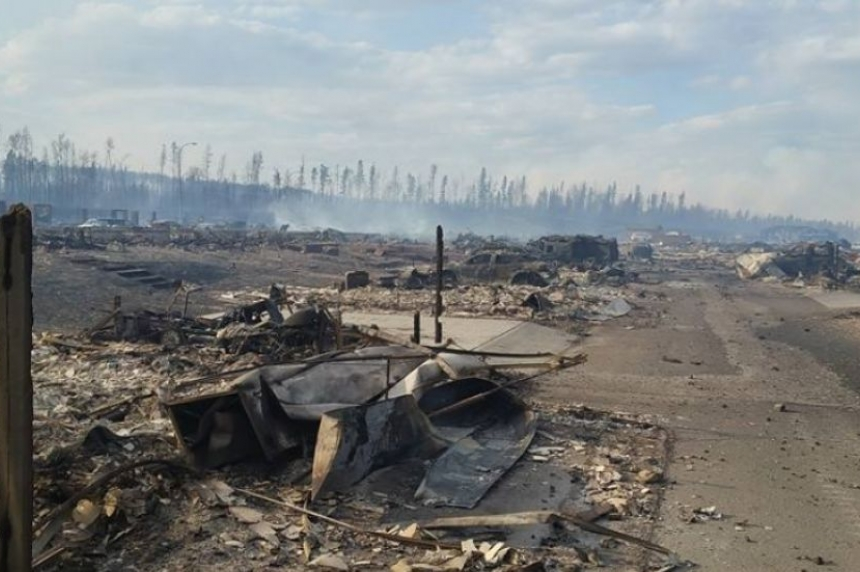 Special cabinet committee set up to deal with Fort McMurray fire