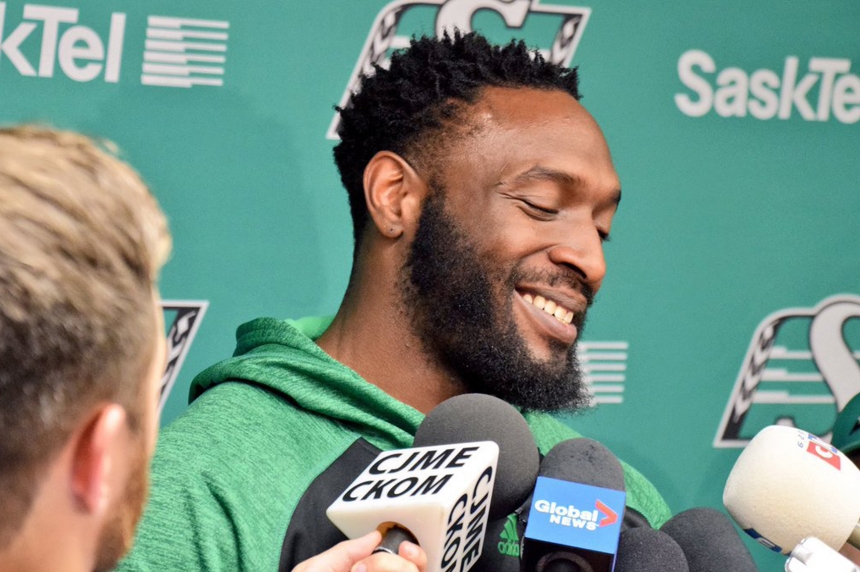 Roughriders re-sign defensive end Willie Jefferson