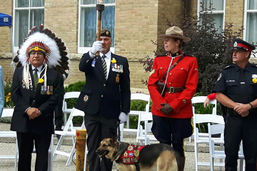 Run to Remember recognizes all people living with PTSD across Sask.