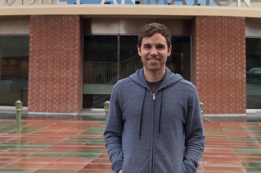 Humboldt animator helps create Oscar nominated Disney movies