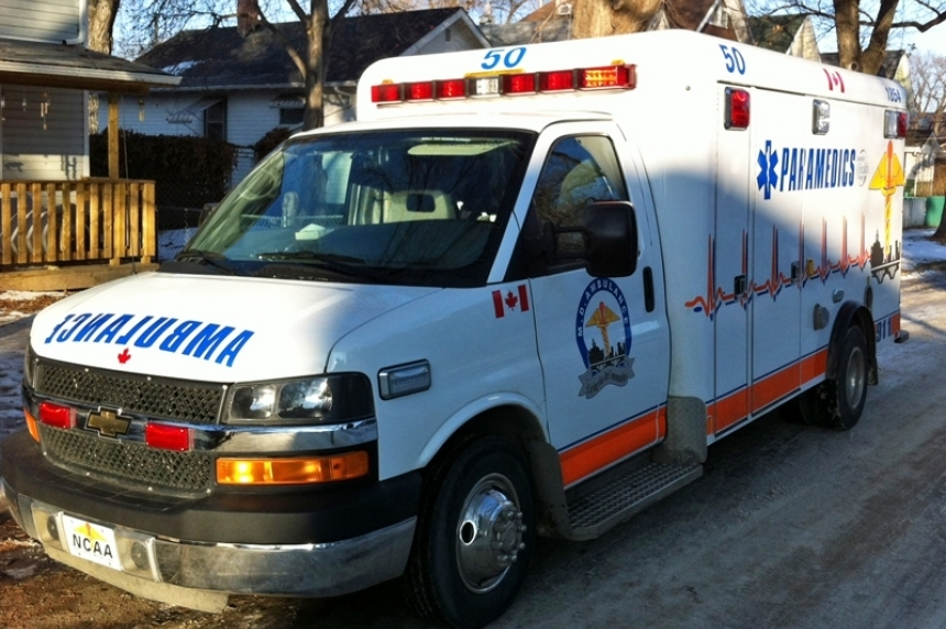 Spike in calls keeps MD Ambulance busy